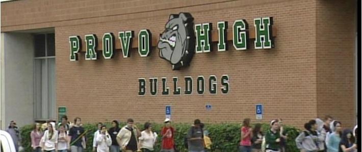 Trường Trung Học Công Lập Provo City District - Utah - USA