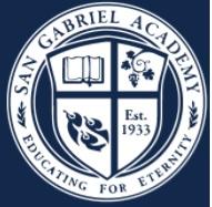 California - Học Viện Trung Học San Gabriel Academy - USA