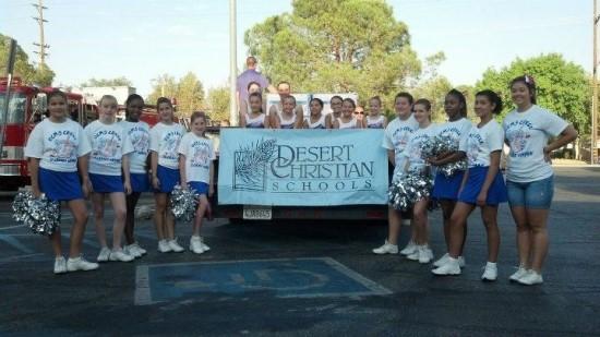 California - Trường Trung Học Desert Christian Schools - USA