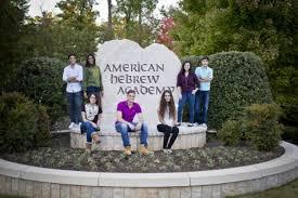 Học Viện Nội Trú America Hebrew Academy - North Carolina, USA