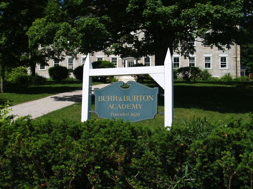 Học Viện Nội Trú Burr and Burton Academy - Vermont, USA