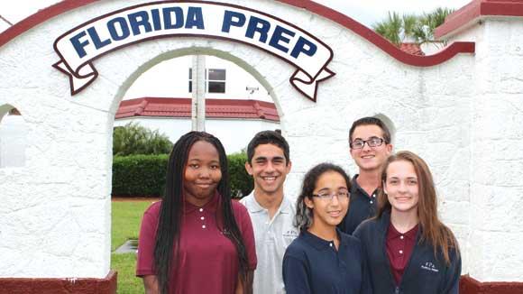 Florida - Học Viện Nội Trú Dự Bị Đại Học Florida Preparatory Academy - USA