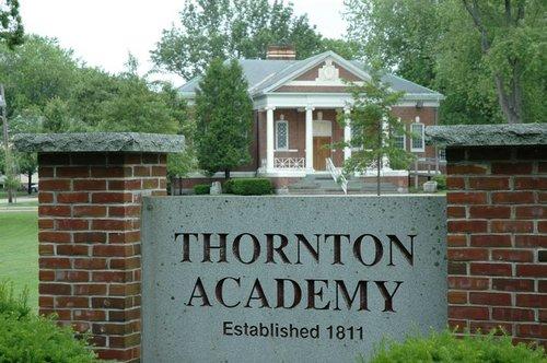 Maine - Học Viện Trung Học Thorton Academy - USA