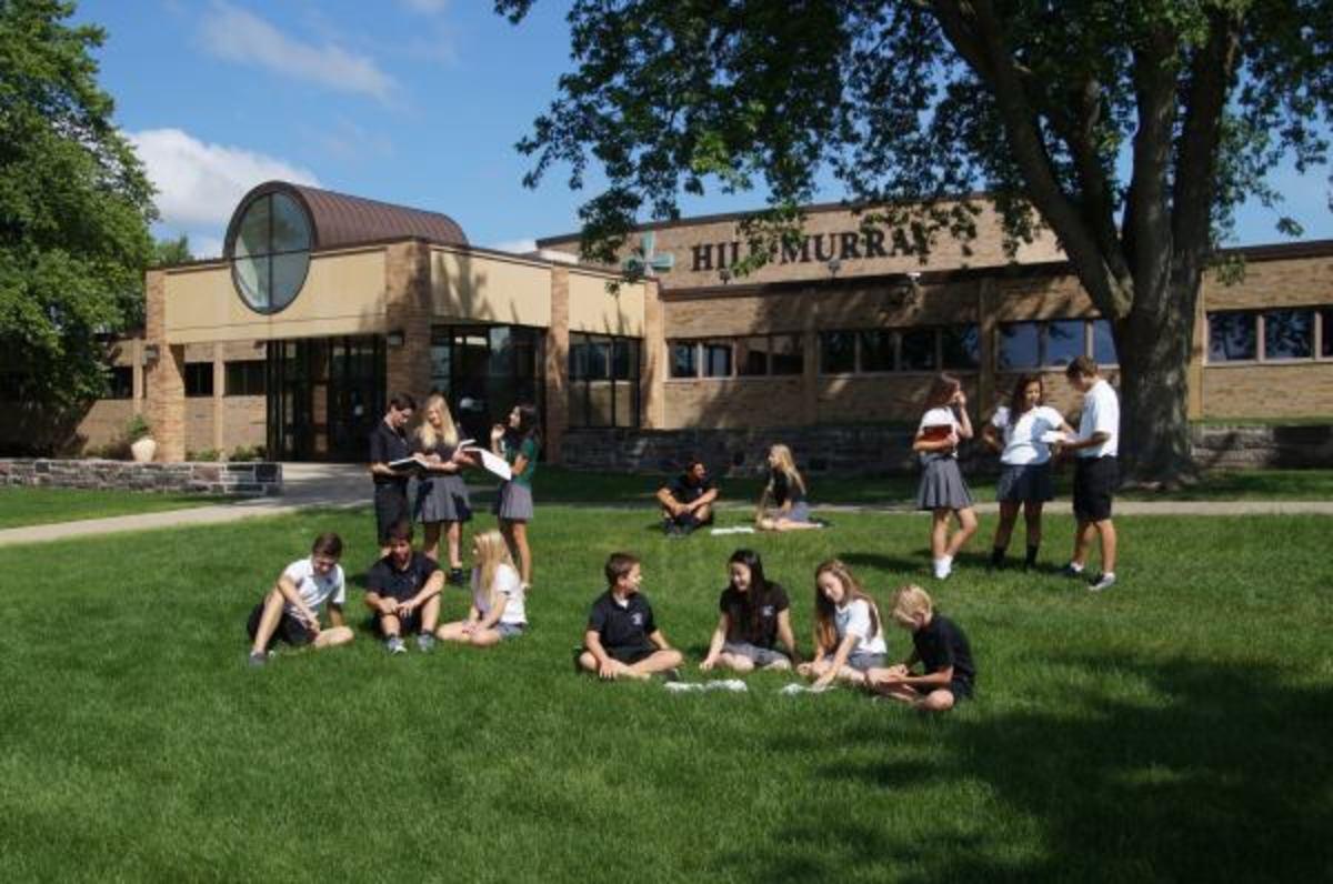 Minnesota - Trường Trung Học Hill-Murray School - USA