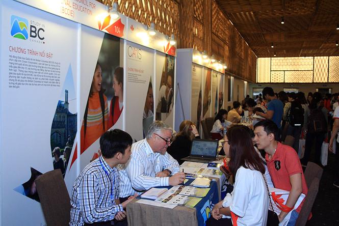 Ngày hội Giáo dục Canada 2017 lần thứ 9 tại Việt Nam