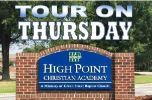 North Carolina - Trường Trung Học High Point Christian Academy – USA
