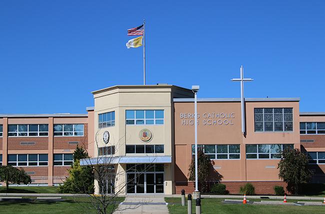 Pennsylvania - Trường Trung Học  Berks Catholic High School - USA