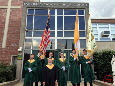 Pennsylvania - Trường Trung Học Lansdale Catholic High School - USA