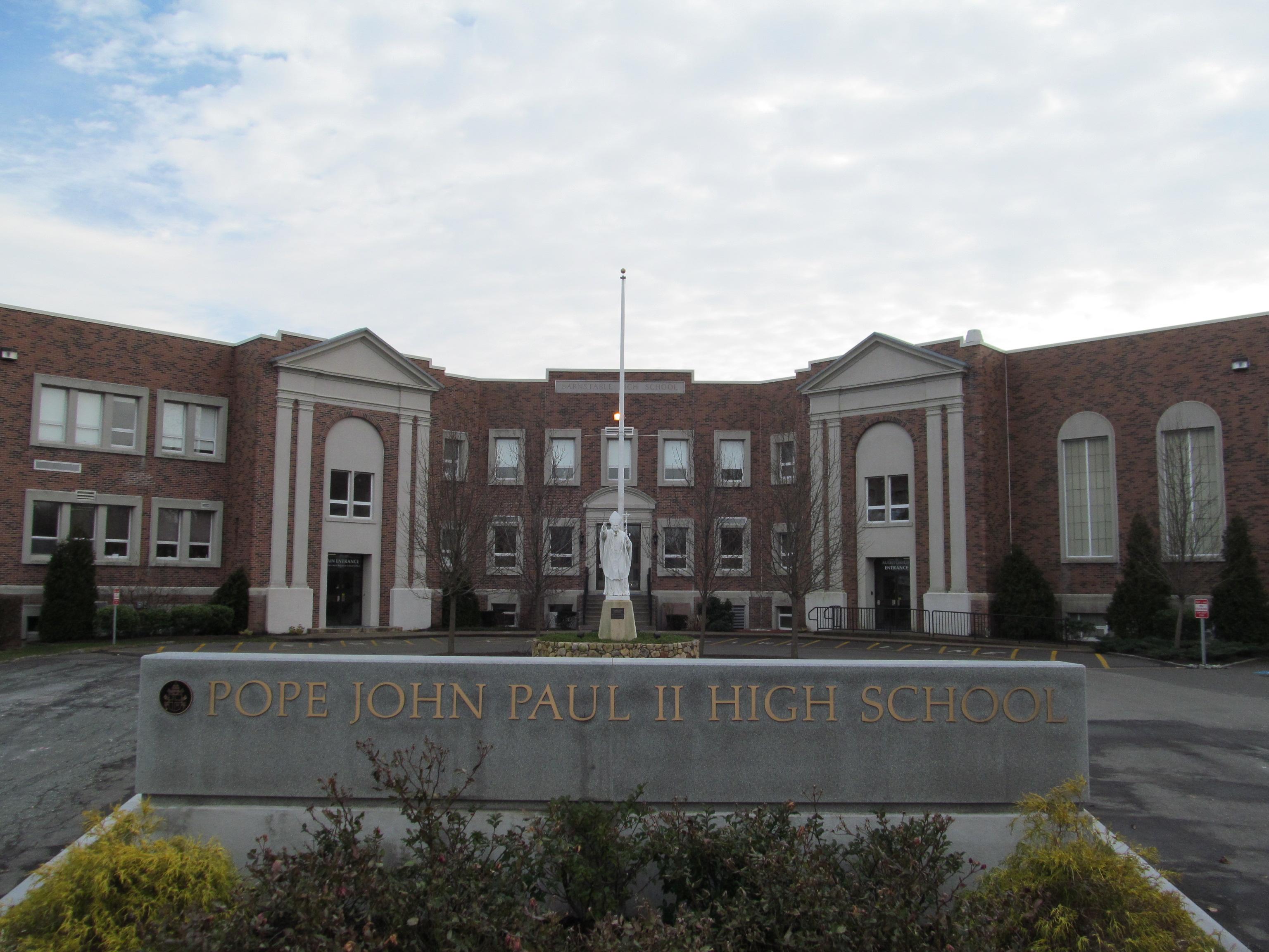 Pennsylvania - Trường Trung Học Pope John Paul II High School - USA