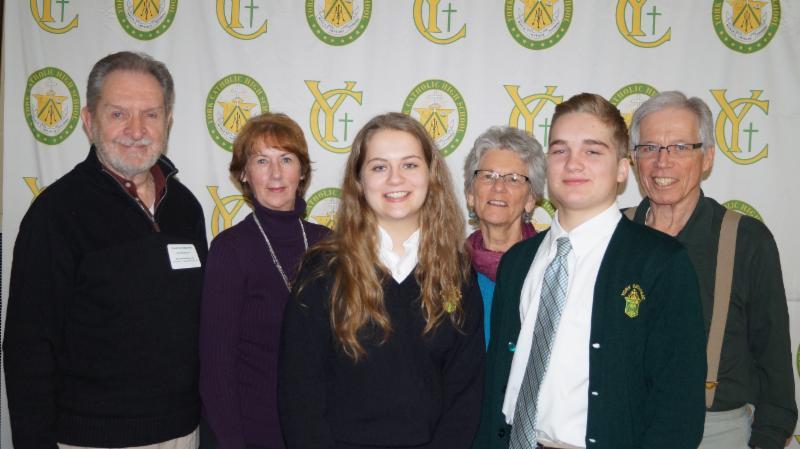 Pennsylvania - Trường Trung Học York Catholic High School - USA