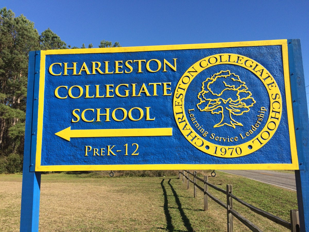 South Carolina - Trường Trung Học Charleston Collegiate School - USA