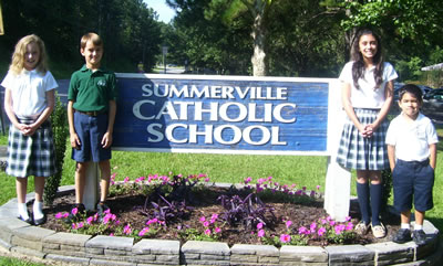 South Carolina - Trường Trung Học Summerville Catholic School - USA