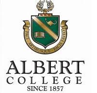 Trường Trung Học Nội Trú Albert College- Canada