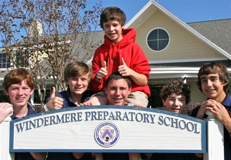 Trường Trung Học Nội Trú Windermere Preparatory School - Florida, USA
