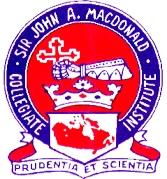 Trường Trung Học  Sir John A Macdonald Collegiate Institute - Toronto, Ontario, Canada