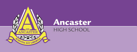 Trường Trung Học Ancaster High Secondary School – Ancaster, Ontario, Canada