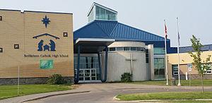 Trường Trung Học Bethlehem Catholic High School - Saskatchewan, Canada