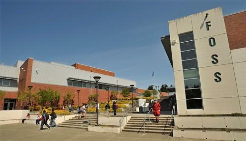 Washington - Trường Trung Học Công Lập Foss High School - USA