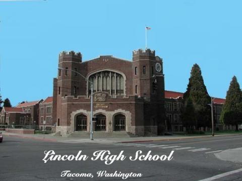 Washington - Trường Trung Học Công Lập Lincoln High School - USA