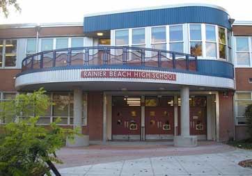 Trường Trung Học Công Lập Rainier Beach District - Washington - USA