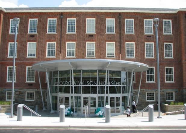Washington - Trường Trung Học Công Lập Wilson High School - USA