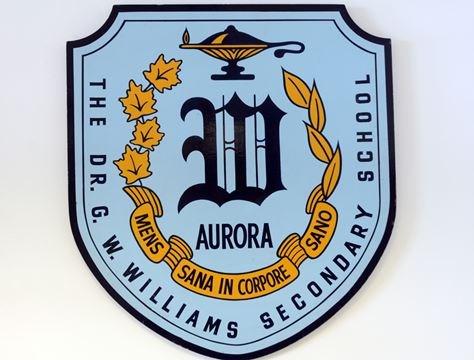 Trường Trung Học Dr. G.W. Williams Secondary School – Aurora, Ontario, Canada