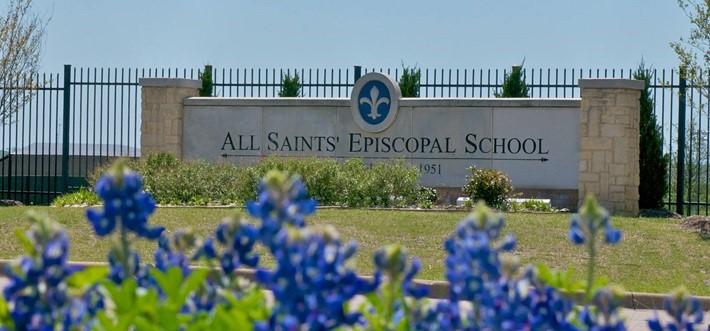 Trường Trung Học Ngoại Trú All Saints Episcopal School - Texas, USA