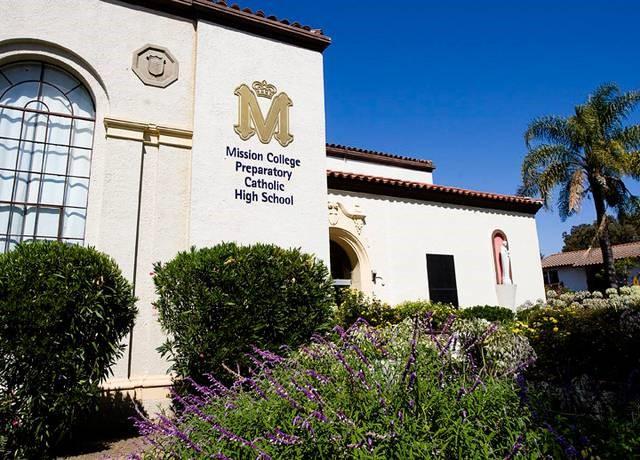 Trường Trung Học Ngoại Trú Mission College Prepatory Catholic High School - California, USA