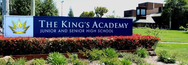 Trường Trung Học Ngoại Trú The King's Academy - Florida - USA