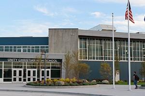 Michigan - Trường Trung Học Ngoại Trú Unity Christian High School - USA