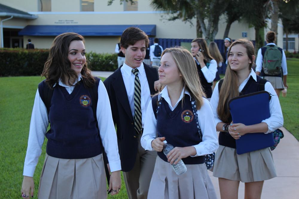 Florida - Trường Trung Học Nội Trú North Broward Preparatory School - USA