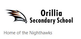 Trường Trung Học Orillia Secondary School – Orillia, Ontario, Canada