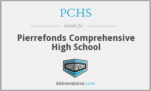 Trường Trung Học Pierrefonds Comprehensive High School - Montreal, Quebec, Canada