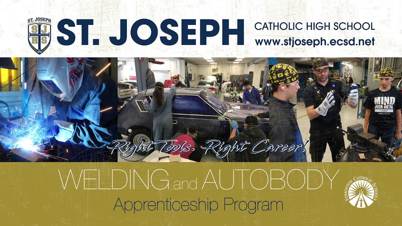 Trường Trung Học St.Joseph Catholic High School – Edmonton, Alberta, Canada