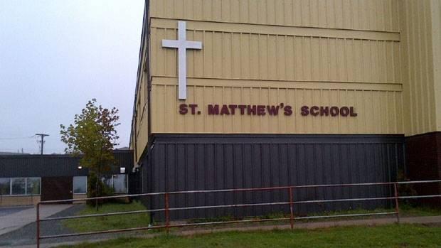 Virginia - Trường Trung Học St.Matthew's School - USA