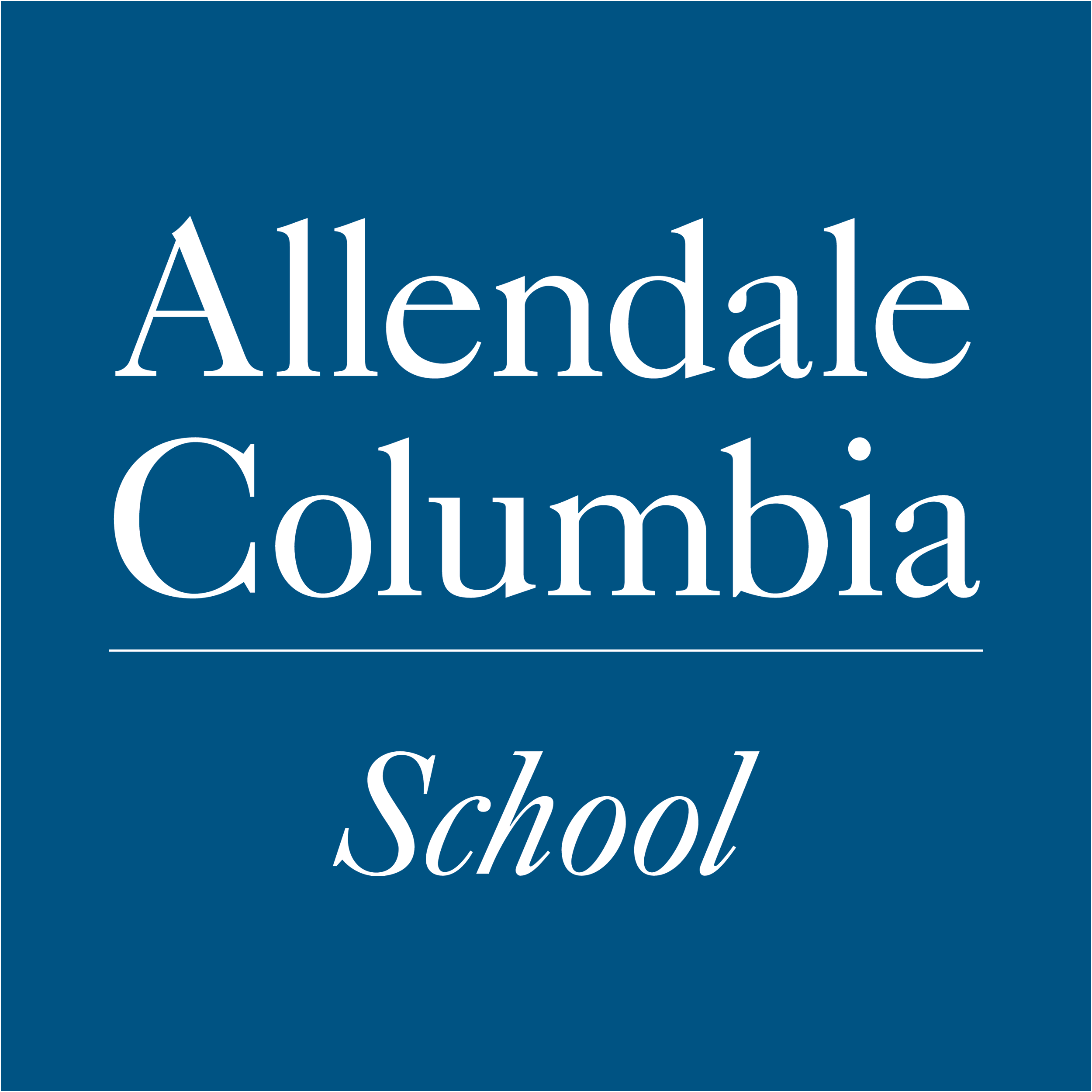 New York - Trường Trung Học Allendale Columbia School  - USA