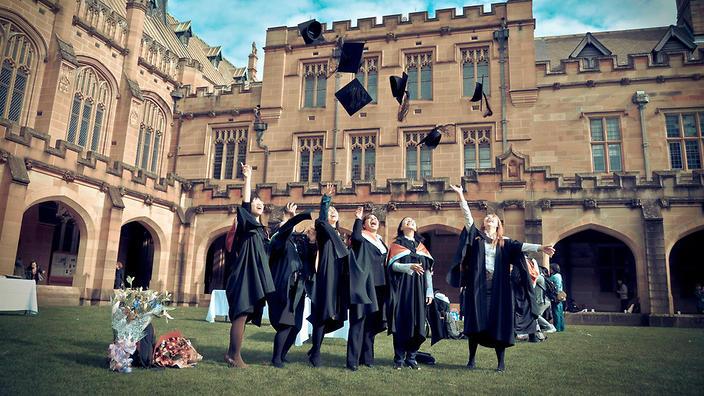 Công bố danh sách 5 trường đại học hàng đầu nước Úc năm 2018