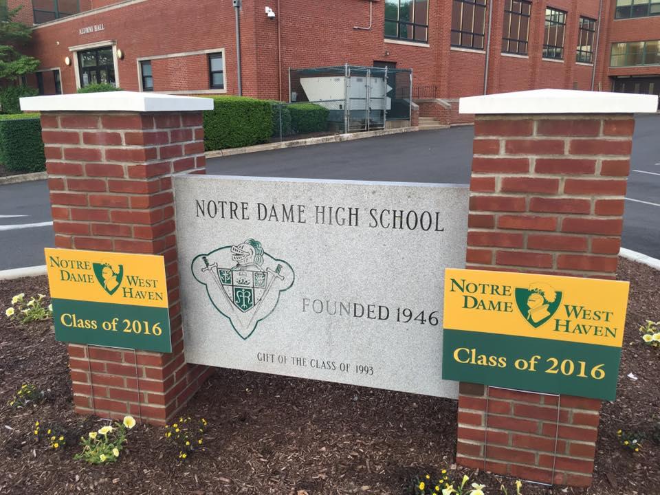 Connecticut - Trường Trung Học Notre Dame High School - USA