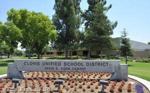 Hệ Thống Trường Trung Học Công Lập Clovis Unified School District- California, USA