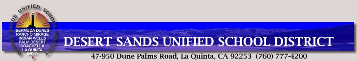 California - Hệ Thống Trường Trung Học Công Lập Desert Sands Unified School District - USA