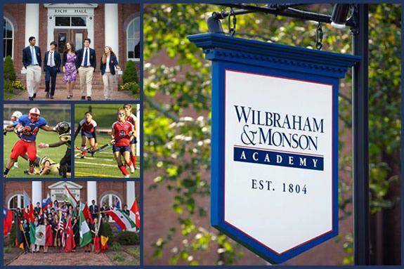 Massachusetts - Học viện Nội Trú Wilbraham and Monson Academy - USA
