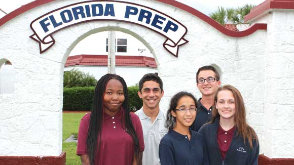 Florida - Trường Trung Học Nội Trú Florida Preparatory Academy - USA