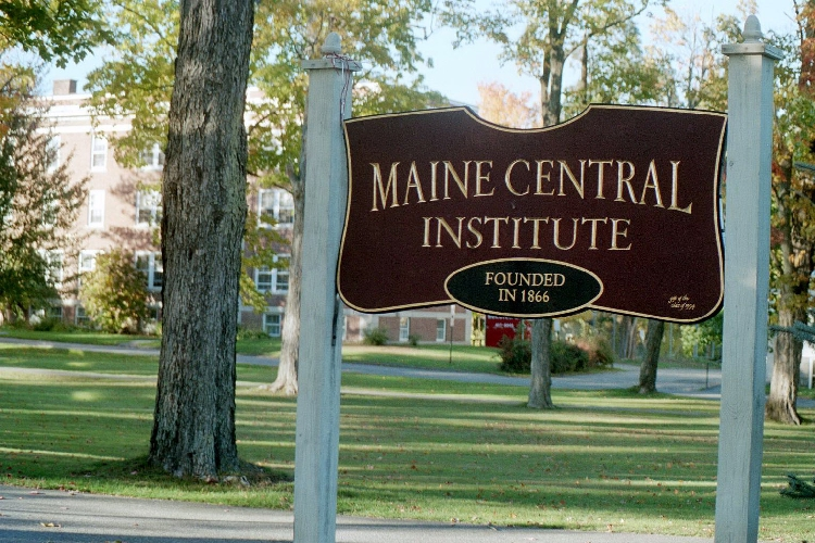 Maine - Trường Trung Học Nội Trú Maine Central Institute - USA