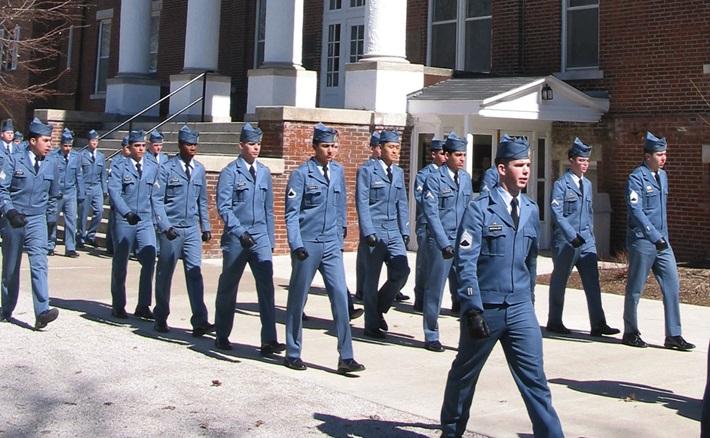 Missouri - Học Viện Nội Trú Missouri Military Academy - USA