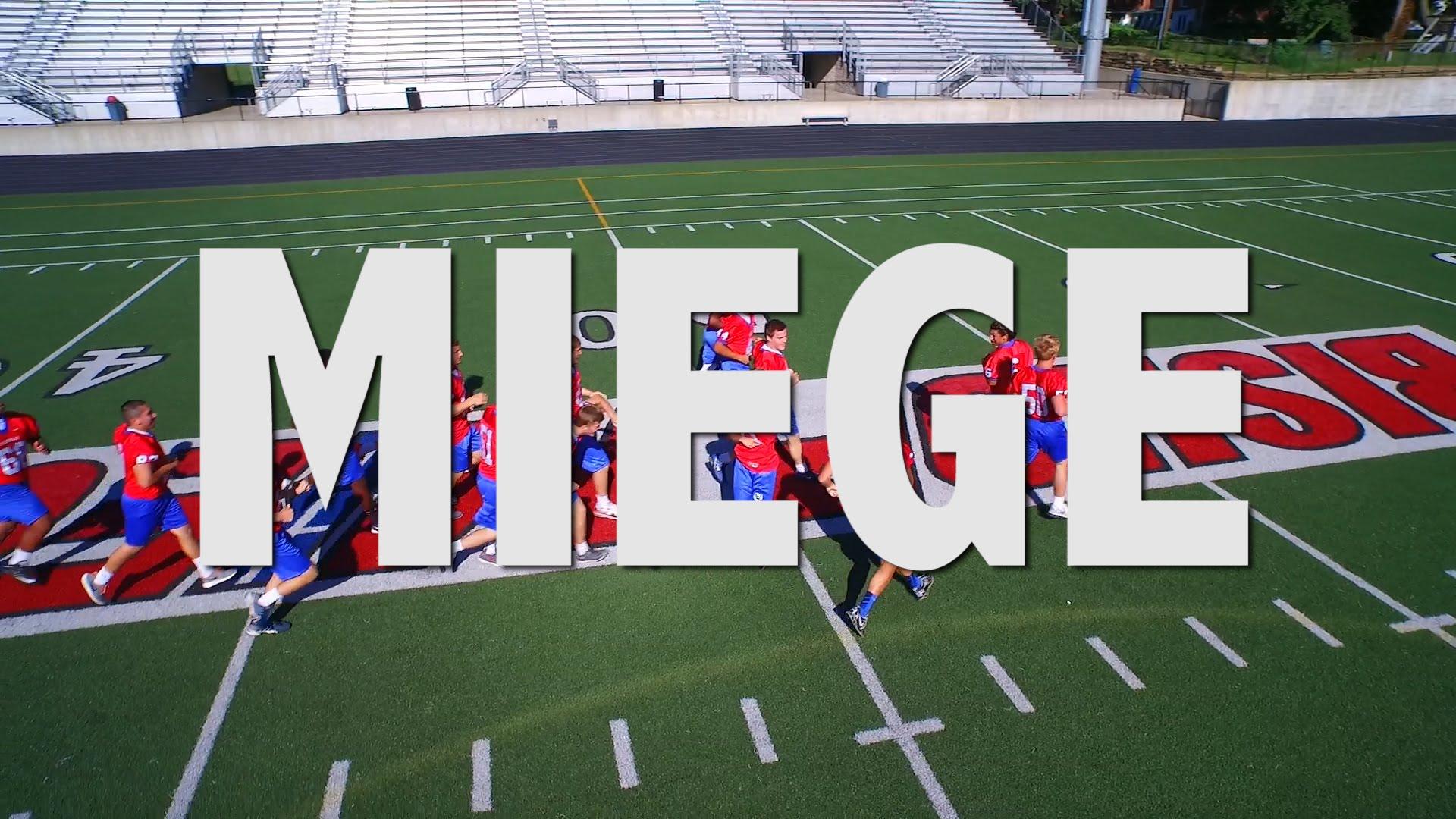 Kansas - Trường Trung Học Bishop Miege High School - USA
