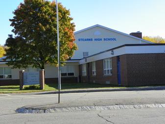 Maine - Trường Trung Học Công Lập Stearns High School - USA