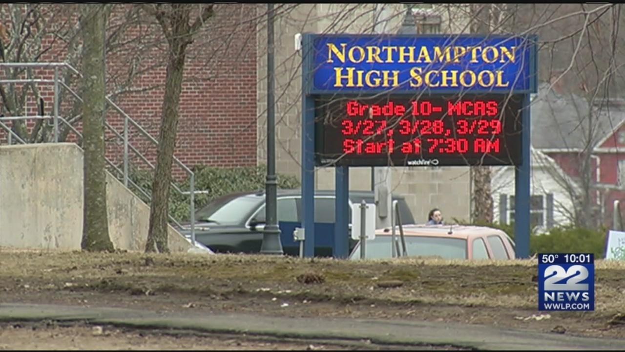 Massachusetts - Trường Trung Học Northampton High School - USA