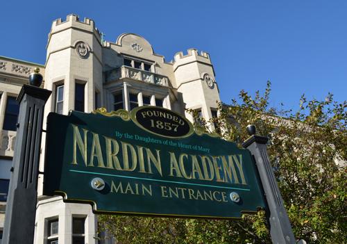 New York - Trường Trung Học Nardin Academy - USA