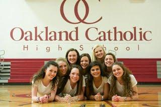 Pennsylvania - Trường Trung Học Oakland Catholic High School - USA