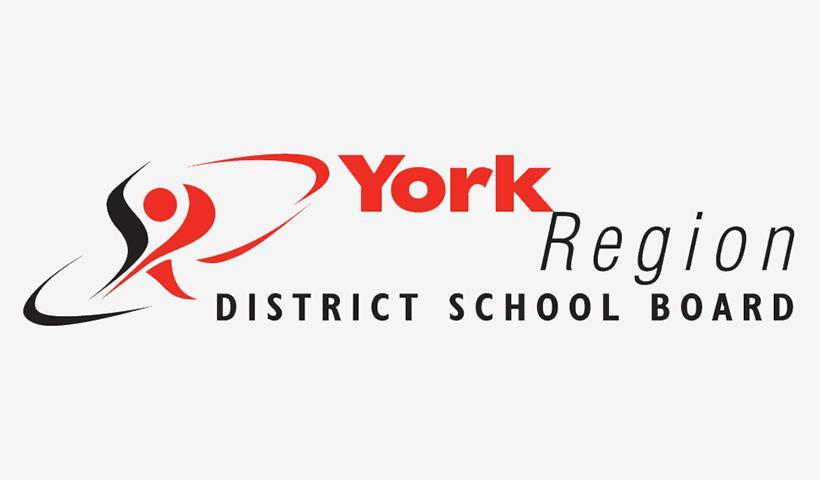 Sở Giáo Dục Học Khu York Region District School Board – Aurora, Ontario, Canada